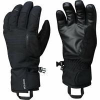 Mountain Hardware Powdergate Gore-Tex Snow Gloves Black New