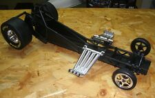 Traxxas Funny Car Dragster Chassis inkl. Reifen