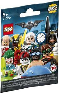 Lego Batman Movie Collectable Minifigure Series 2 - Choose Your Figure