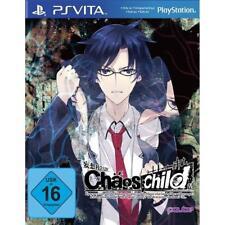 Chaos Child Sony PSV Spiel Playstation Vita, NEU&OVP