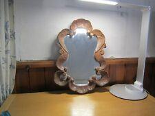 Holzrahmen mit Spiegel ca. 25 x 40 cm  im guten  Zustand