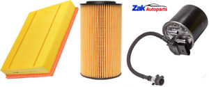 FOR MERCEDES SPRINTER 311 2.1 CDI AIR OIL FUEL FILTERS SERVICE KIT