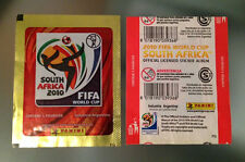 Panini 2010 South Africa World Cup INDUSTRIA ARGENTINA Version Sticker Packet