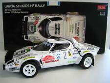Lancia Stratos HF Rally Winner 1979 Rallye Sanr Remo Sun Star   1:18  NEU  OVP