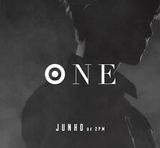 2PM JUNHO [ONE] BEST ALBUM CD+Photobook+Photocard K-POP SEALED