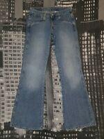 LEVI'S® Damen Jeans W29 L33, hosengröße: 40, Modell 695, Authentisch