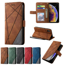 For Apple iPhone X XS XS Max XR Luxury Luxury Magnetic Leather Wallet Case Cover