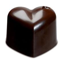 "Silikomart Silicone Chocolate Mold: ""Monamour"" (Heart Shape) 15 Cavities"
