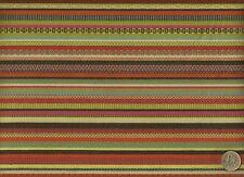 Covington Bazaar Stripe Sante Fe Contemporary Mini Stripe Mult Upholstery Fabric