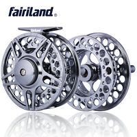 Fly Reel 70/80/90/100 Aluminum Alloy Steel a Spare Spool for Fishing Wheel