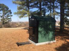 BEST Residential Outdoor Coal Burner Boiler Outside Furnace  10,000 sq. ft.