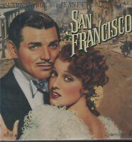 San Francisco Extended MGM/UA 1992 Clark Gable Laser Disc 110718AMLD