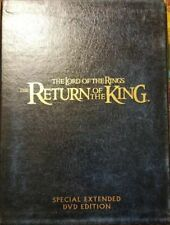 The Lord of the Rings: The Return of the King (DVD, 2004, 4-Disc Set, Extended …