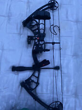 2018 PSE Stinger EXT Compound Bow RTS Package Left Hand 70# Black