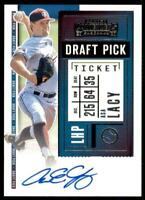 2020 Contenders Draft Pick Ticket Auto #DPT-AL Asa Lacy - Texas A&M Aggies