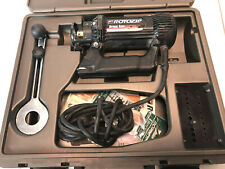 RotoZip SCS01LE Electric Spiral Saw Type 2 30000 RPM w/ Case & Extras USA Made