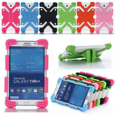 For Universal 7 Inch Android Tablet PC Shockproof Soft Silicone Stand Cover Case