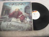 Vintage 33 LP-Record-Album--kansas-Leftoverture  Very Good Condition