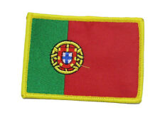 Portugal Portuguese Country Wholesale lot of 6 Iron On Patch