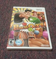 Punch-Out Wii..Brand New  Factory Sealed  Not Nintendo Selects Edition!