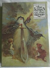 Vintage GLAMDRING The Sword of GANDALF Jigsaw Puzzle Lord Rings ©1979 NEW SEALED