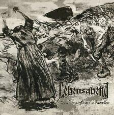 Lebensabend - Blood Is Always Nameless CD 2013 black metal Russia