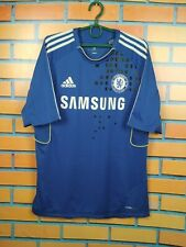 Chelsea Jersey L Training Shirt Adidas Football Soccer V12841