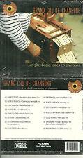 CD - CHANSONS FRANCAISES avec TRENET BRASSENS BREL FERRE BARBARA / NEUF - NEW