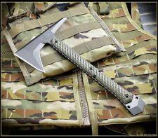 "RMJ Tactical RAGNAROK Tomahawk 14"" 1075 Steel Dirty Olive Authorized Dealer"
