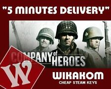 Company of Heroes PC Steam CD Key