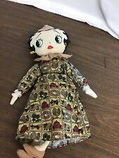 Nostalgic Betty Boop Plush Doll