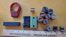 Vintage lot of Horseshoe Magnets - STRONG - Mostly 1 sided horseshoe magnets
