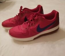 NIKE Men's Red with Blue/White Contrast Running/Cross Training Tennis Size US 11