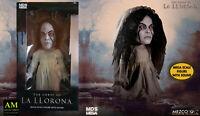 Mezco - The Curse Of La Llorona - Mds Mega Scale Figura Con Suono - Nuovo / Conf