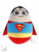 Officially Licensed DC Superman Super Heroes Egg Plush Toy