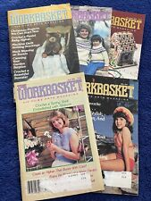 Workbasket Magazines from 1984