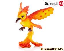 Schleich PIKI Bayala fairy toy pet animal elf fantasy orange bird NEW 💥