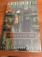 The Death of an Irish Tinker: A Peter Mcgarr Mystery