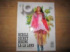 10 Fashion Magazine Autumn 2014 Tabith Pernar By Jeff Burton New.