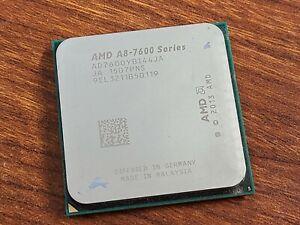 AMD A8-Series A8-7600 3.1GHz Socket FM2+ AD7600YBI44JA CPU