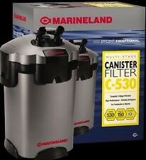 New C-Series 530 Aquarium / Pond Canister Filter (100 to 150 gal 530 gph)