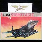 Hobbycraft 1/72 McDonnell Douglas F-15E Strike Eagle USAF - Plastic Kit 1372