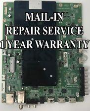 Mail-in Repair Service For Vizio Main 756TXECB0TK004 P502ui-B1E 1 YEAR WARRANTY