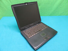 Apple Macintosh PowerBook G3 Laptop PowerPC 333MHz 64MB RAM No HDD M5343