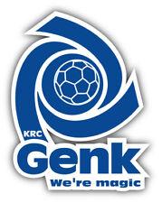 Genk FC Belgium Soccer Football Car Bumper Sticker Decal 4'' x 5''