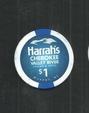 NORTH CAROLINA'S NEWEST CASINO   HARRAHS $1 CHEROKEE VALEY RIVER CASINO