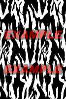 Cerakote Duracoat Tiger Stripe Type C Stencil Vinyl Paint Camouflage Camo Home