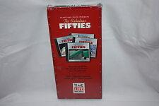The Fabulous Fifties SEALED Longbox 4 CD Set Time Life Music