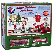 LIONEL 6-30193  Peanuts® Christmas Ready-to-Run Set NIB C-10 UNOPENED