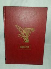 English Self Teaching Library Textbook By Arthur Waldhorn 1957 Hardcover